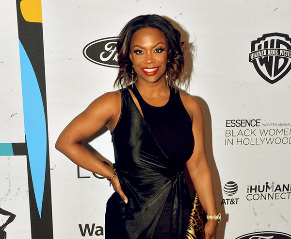 Image of Caption: The Real Housewives of Atlanta Star Kandi Burruss