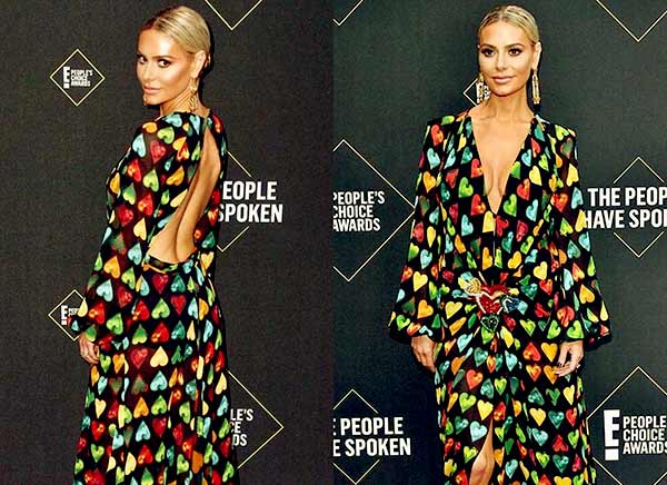 Image of Real Housewives of Beverly Hills star, Dorit Kemsley