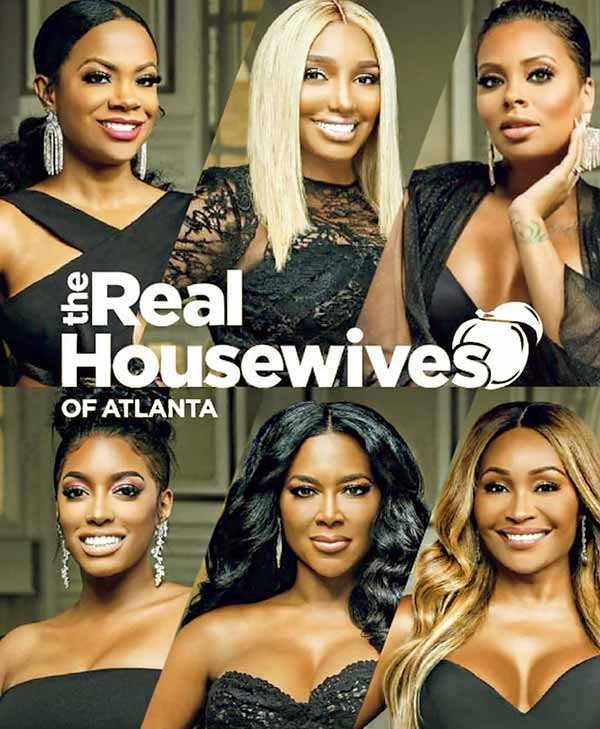 Image of Caption:Real Housewives of Atlanta cast member