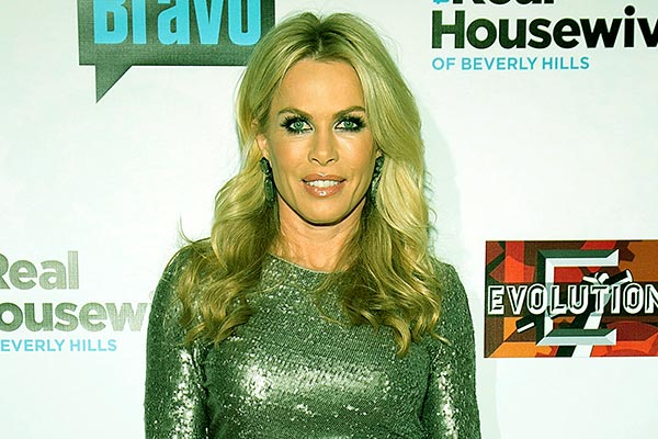 Image of Kathryn Edwards appeared only on the sixth season of the famous yet controversial TV show, Real Housewives of Beverly Hills.
