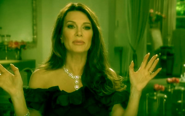 Image of Caption: Lisa Vanderpump came into limelight after appearing in the show, The real housewives of Beverly Hills.