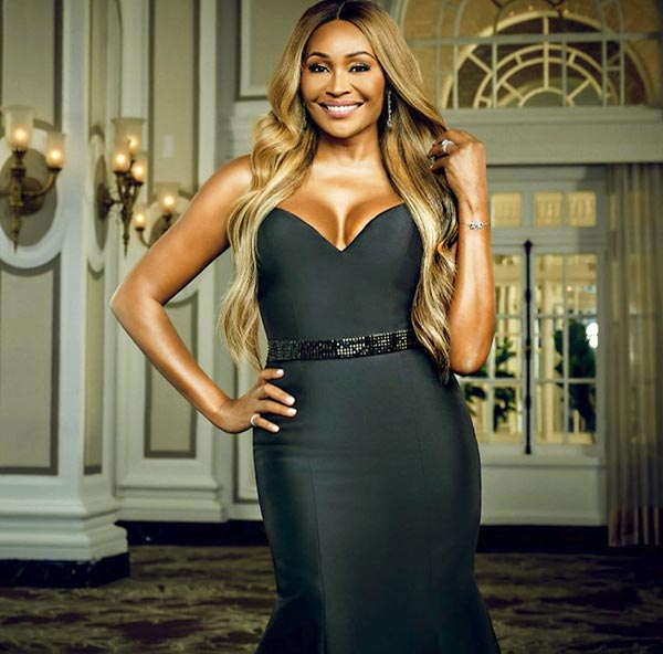 Image of Caption: Real Housewives of Atlanta's cast member, Cynthia Bailey