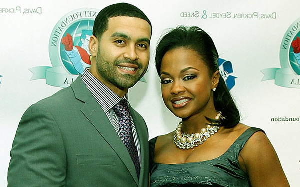 Image of Phedra and Ex-husband, Apollo Nida