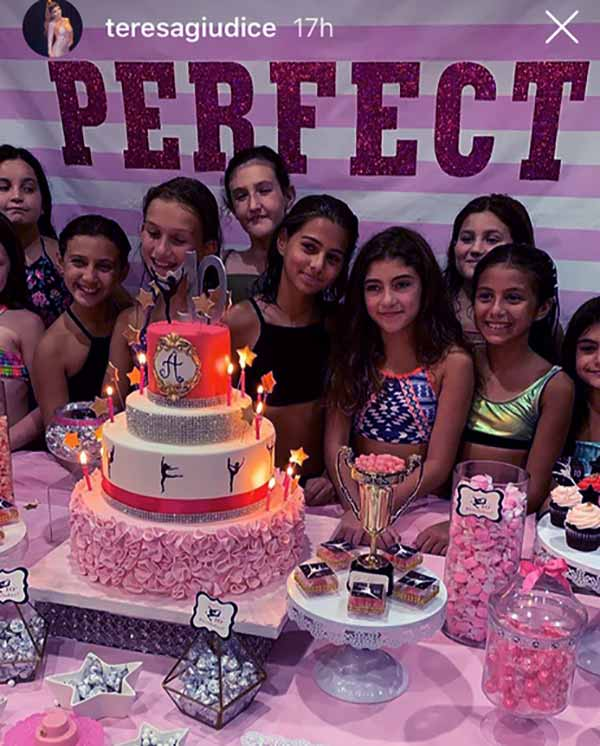 Image of Caption: Audrianna celebrated her 10th birthday on September 15, 2019