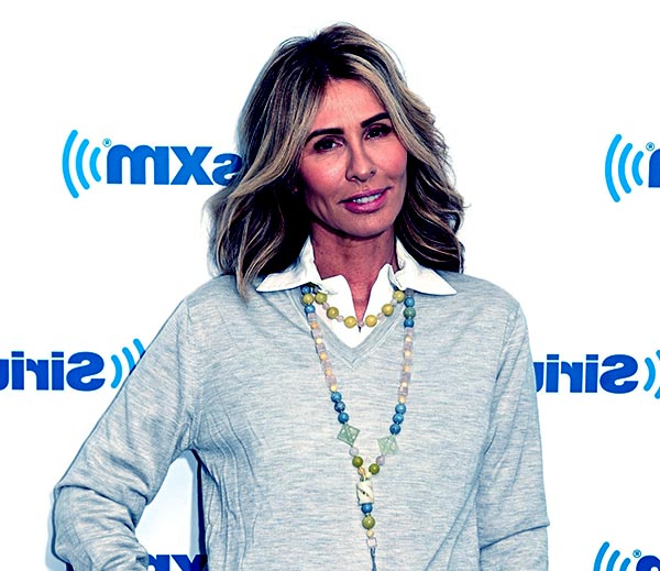 Image of Caption: The Real Housewives of New York City cast Carole Radziwill
