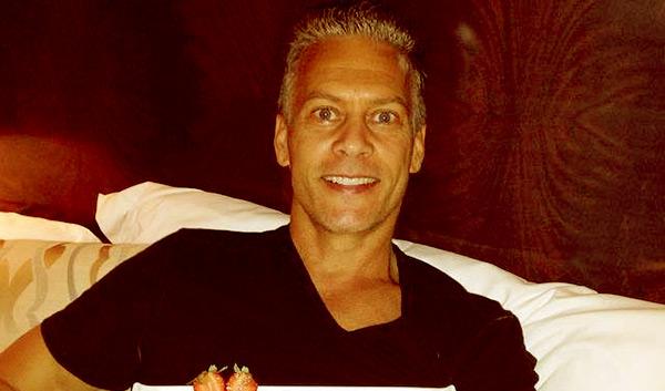 Image of Caption: Entrepreneur David Beador