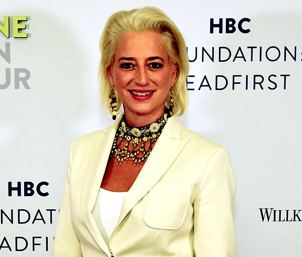Image of Caption: The Real Housewives of New York City cast Dorinda Medley