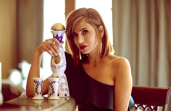 Image of Caption: TV personality, Peggy Sulahian
