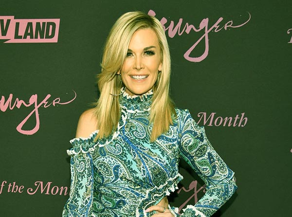 Image of Caption: The Real Housewives of New York City cast Tinsley Mortimer