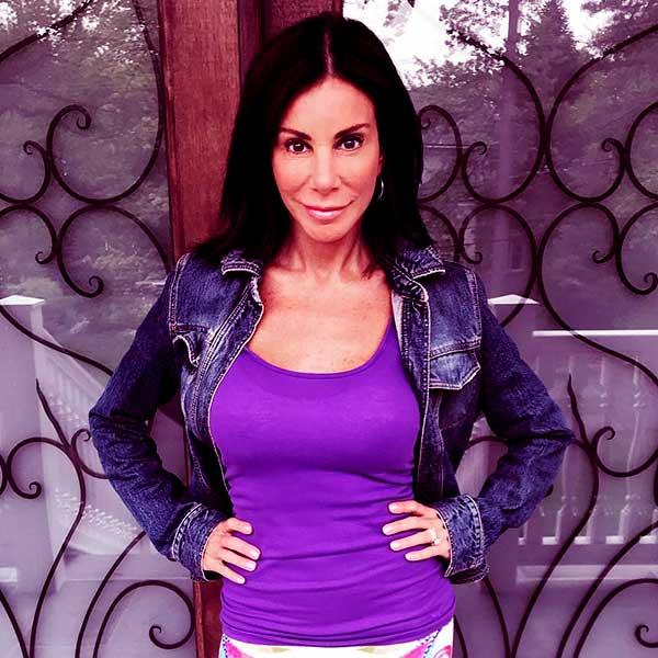 Image of Caption: American TV Personality, Danielle Staub