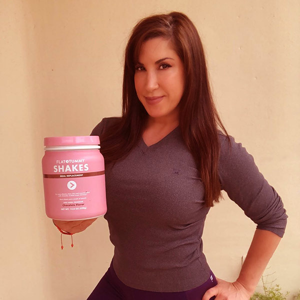 Image of Caption: Jacqueline Laurita from the TV reality show he Real Housewives of New Jersey