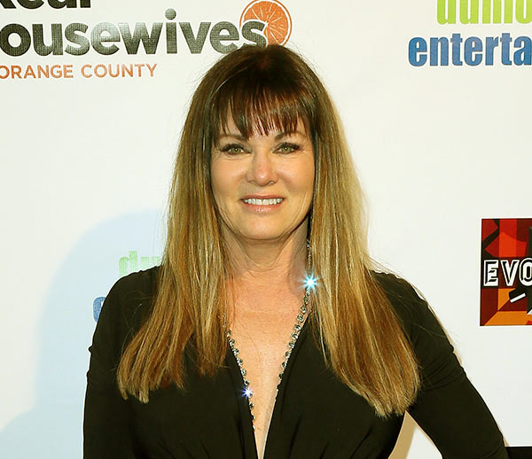 Image of Caption: American TV personality, Jeana Keough