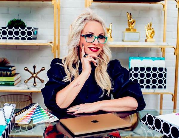 Image of Caption: TV Personality, Margaret Josephs