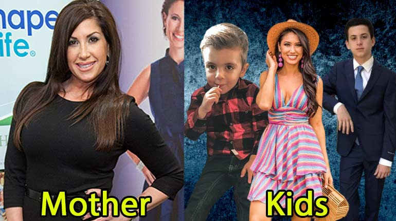 Image of Jacqueline Laurita kids