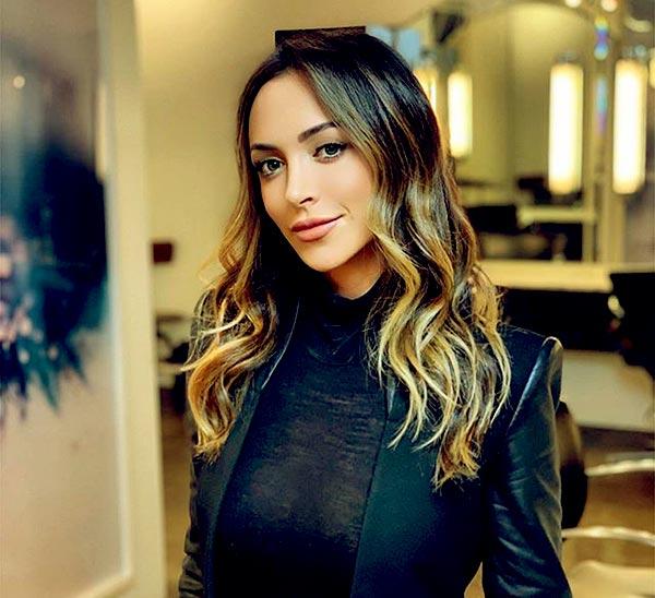 Image of Farrah Aldjufire is a real estate agent