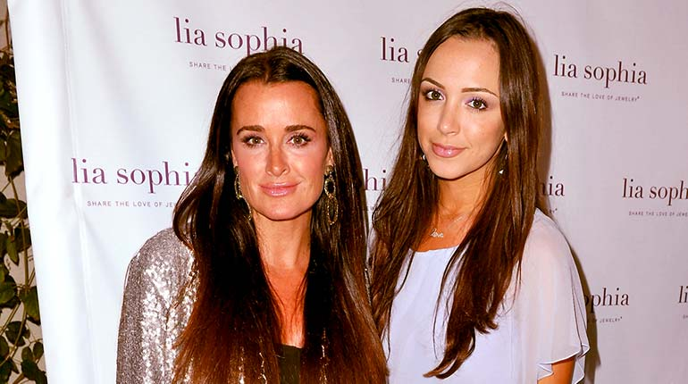 Image of Farrah Aldjufrie: Everything About Kyle Richards' daughter