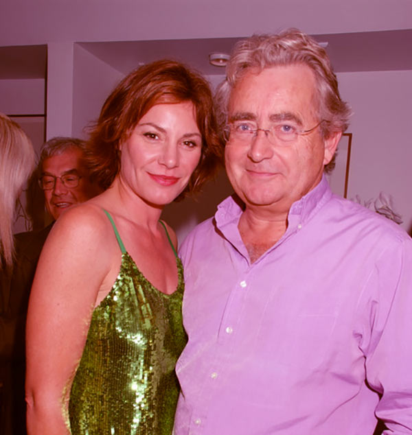 Image of Alexandre de Lesseps is the ex-husband of the RHONY star, Luann Lesseps