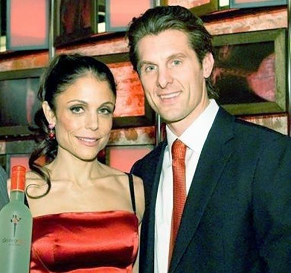 Image of Jason Hoppy is the ex-husband of The Real Housewives of New York star, Bethenny Frankel
