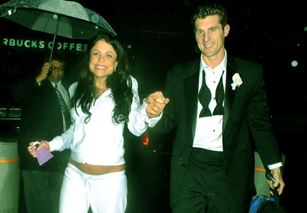 Image of Jason Hoppy and Bethenny Frankel got married in March 2010