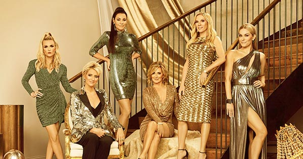 Image of Cast members of The Real Housewives of New York Season 12
