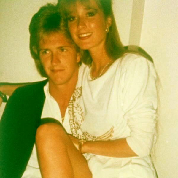 Image of G. Monty Brinson and Kim Richards remained good friends after their divorce