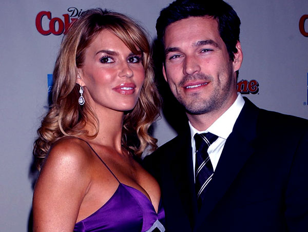 Image of Brandi Glanville and Eddie Cibrian were married from 2001 to 2010