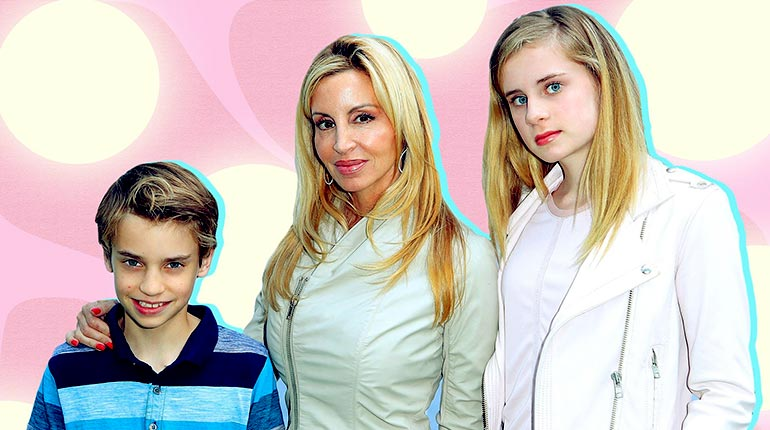 Image of Camille Grammer Kids: Meet The RHOBH Star's Daughter Mason Olivia Grammer and Son Jude Gordon Grammer